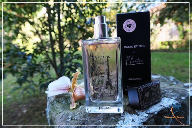 Perfume Paris Et Moi, da Jafra Cosméticos