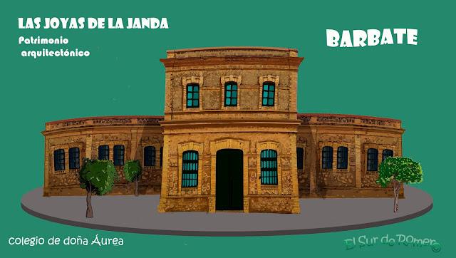 Las Joyas de La Janda, monumentos de Barbate en clave de cómic