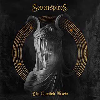 """Το single των Seven Spires """"The Cursed Muse"""""""