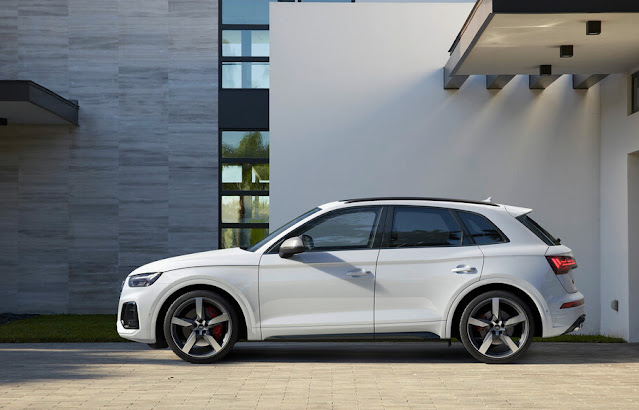 about the Audi SQ5 TDI