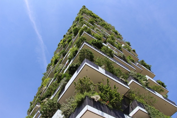 stefano boeri-milano-bosco verticale-architettura sostenibile
