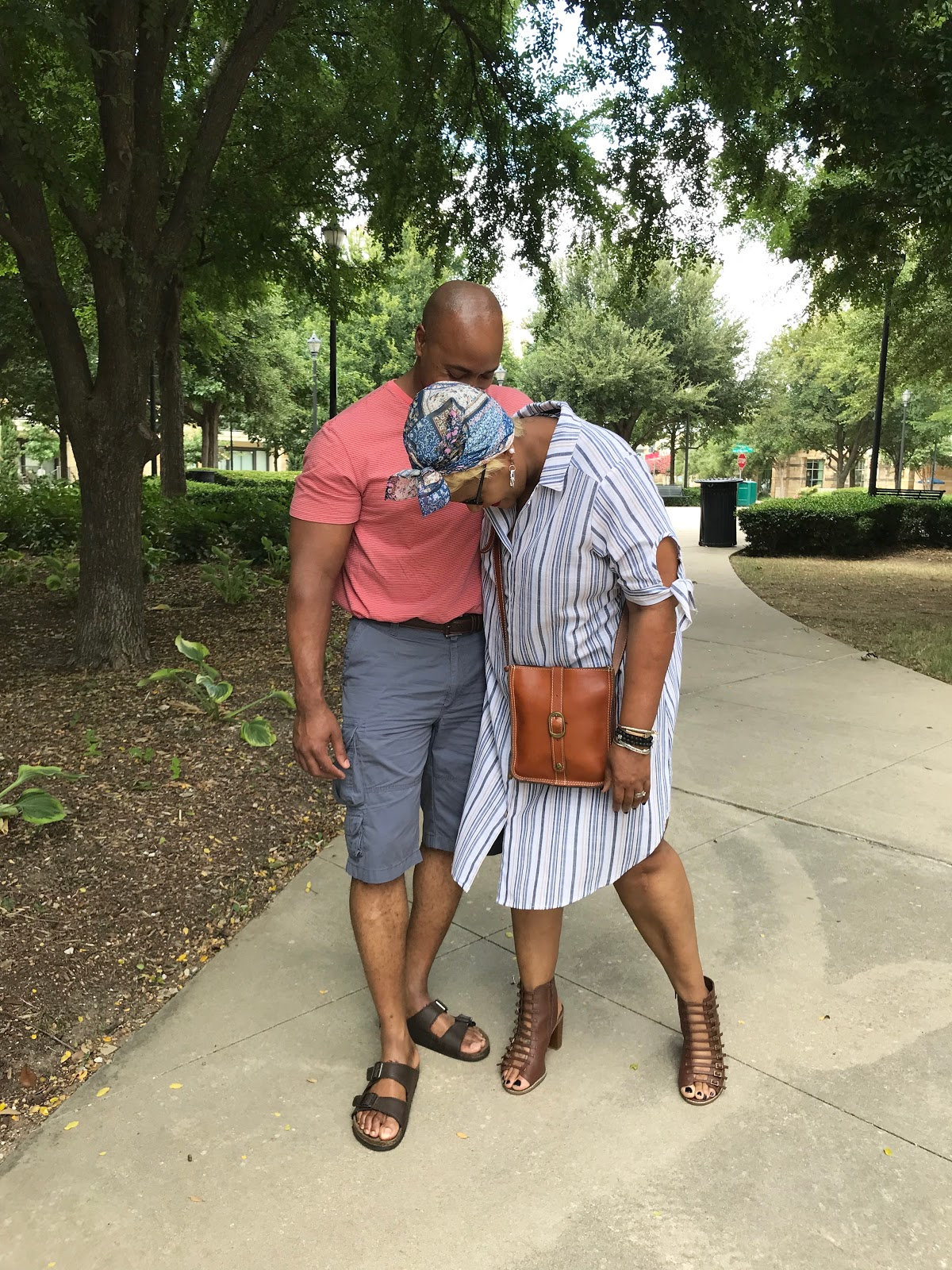 Image: Tangie and Rico Bell sharing how and why they moved their family to Dallas Texas, Written in City Diaries : Seen first on Bits and Babbles Blog. Written By Tangie Bell