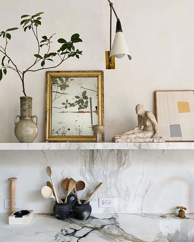 Décor | At Home With: Interior Designer & Blogger Athena Calderone