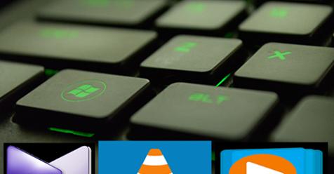 اختصارات لوحة المفاتيح لبرامج الميديا VLC / KMPlayer / Windows Player