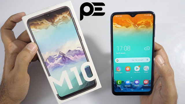 سعر ومواصفات هاتف Samsung Galaxy M10