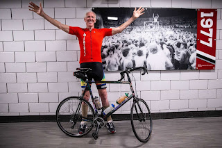 Bill Walton and Friends Inter-Galactic Bike for Humanity Event