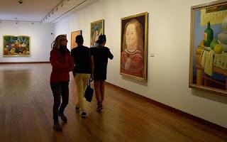 Botero y la historia del arte |