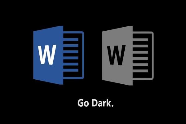 تقوم Microsoft بتوسيع استخدام الوضع المظلم في Microsoft Word