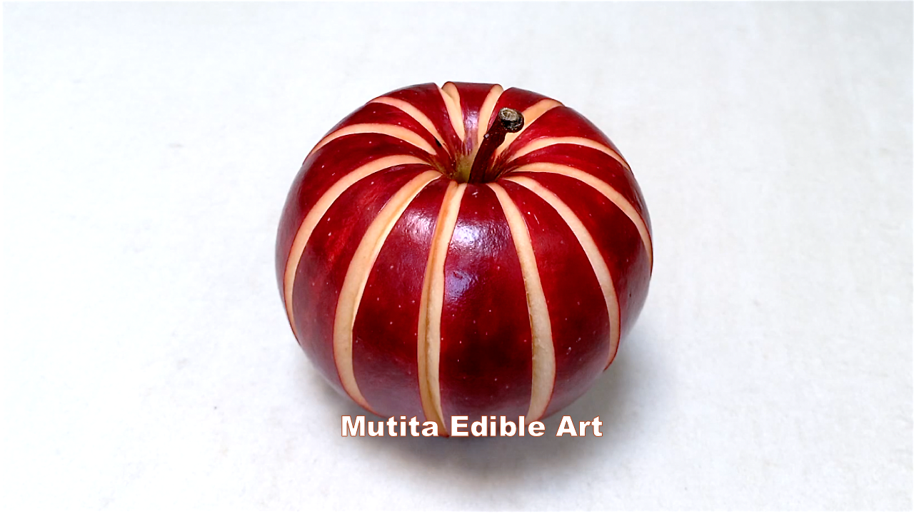 Quick Easy Simple Art In Fruit And Vegetable Carving ...