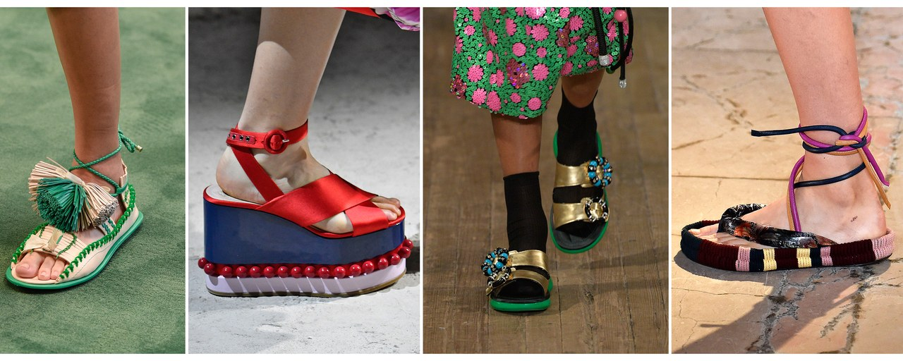 6e6f0d5ad94 Chic and Silk: SHOE TRENDS: SS 2018_Όλες οι Τάσεις της Σεζόν