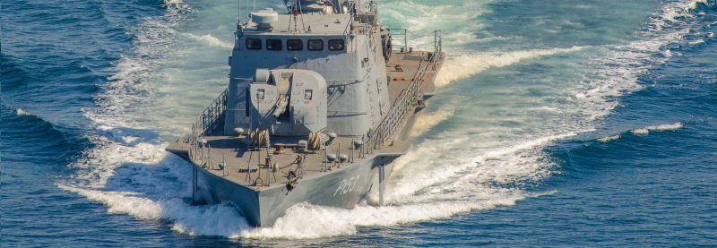 Патрульний катер ВМСУ «Прилуки» (P153)