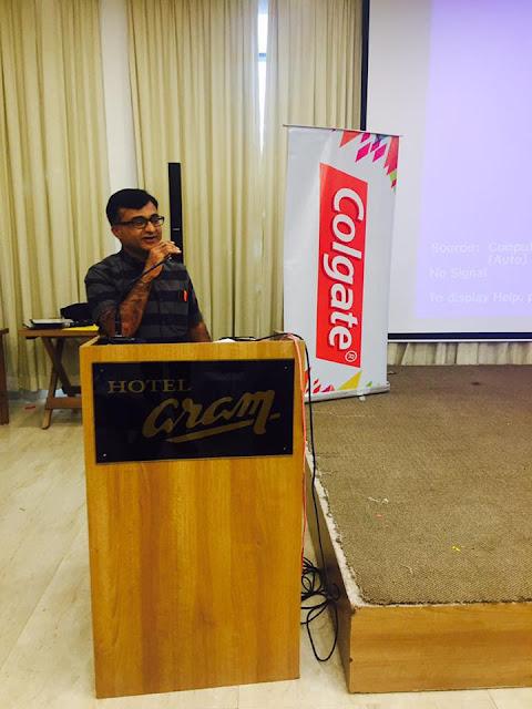 Dr. Bharat Katarmal - Indian Dental Association Meeting Jamnagar