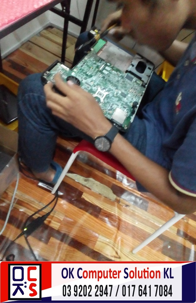 [SOLVED] MASALAH SKRIN ACER ASPIRE 4740G | REPAIR LAPTOP CHERAS 7