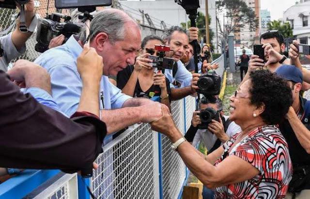 Com a candidatura de Alckmin empacada, Centrão está de olho em Ciro