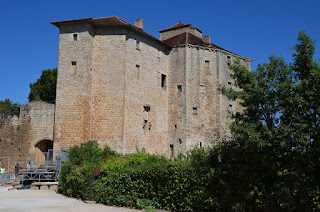 Chateau du Bruniquel