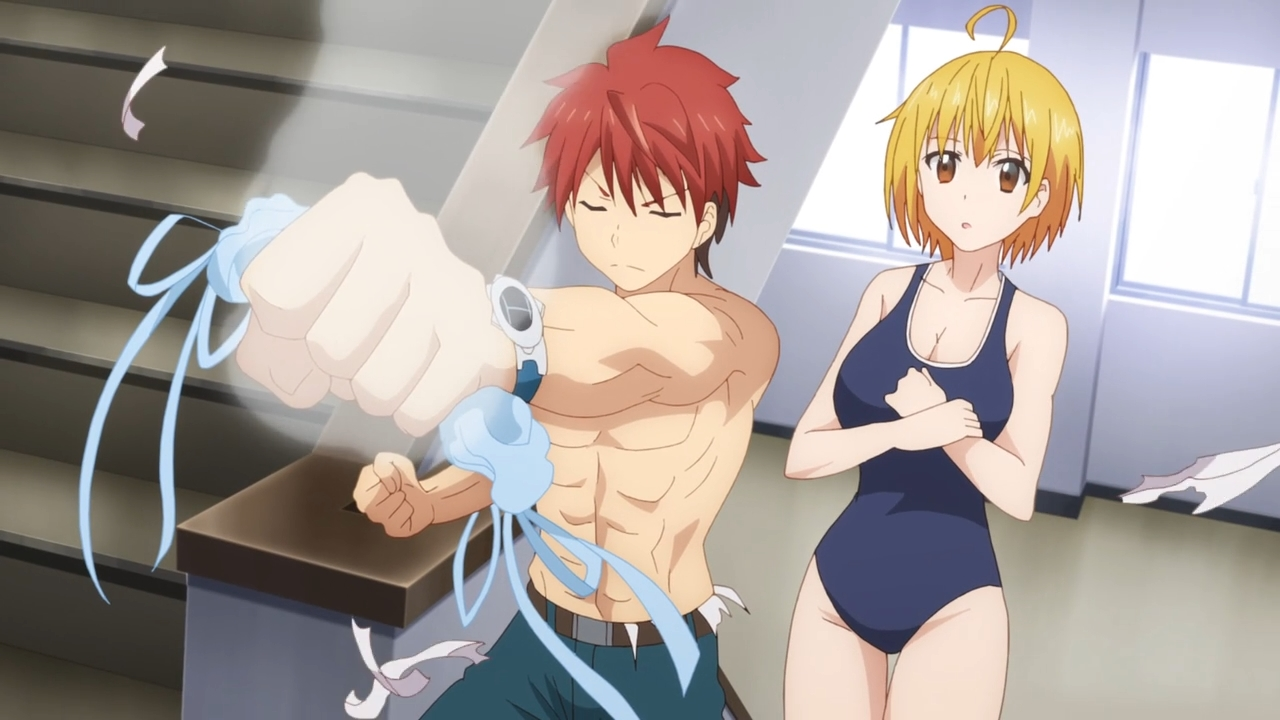 Dokyuu Hentai HxEros - 03 BD (Uncensored) Subtitle Indonesia
