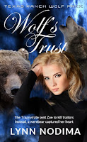 Wolf's Trust: Book 5 in the Texas Ranch Wolf Pack Series