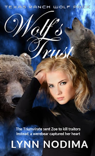 Wolf's Trust, Texas Ranch Wolf Pack, Book 5