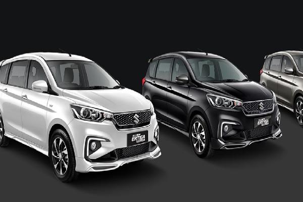 Review Suzuki Ertiga Sport Varian Baru yang Semakin Sporty