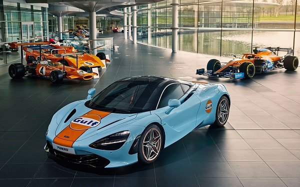 "McLaren 720S ""Gulf"""