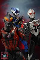 S.H. Figuarts Ultraman Tregear 53