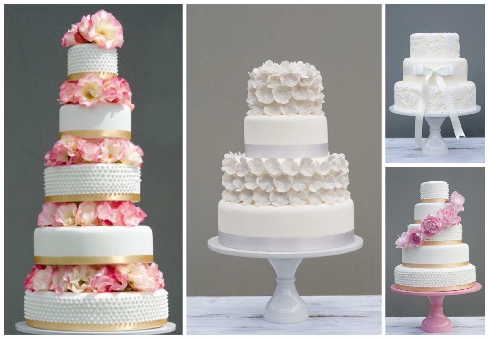 Edible Wedding Place Cards & Cakes
