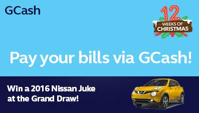 GCash 12 Weeks of Christmas; Win a Bose Soundlink Speaker or a Nissan Juke