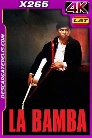 La bamba (1987) 4K UHD Upscaled Latino – Ingles