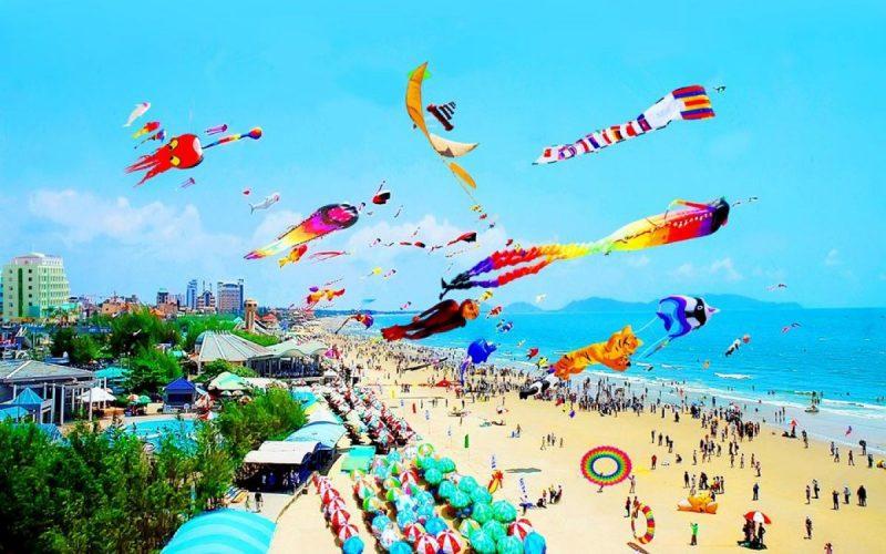 Festival diều tại Vũng Tàu