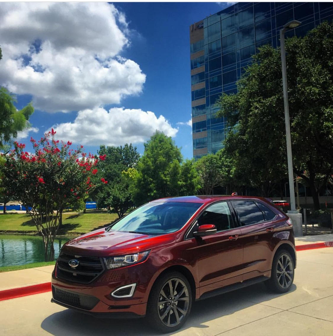 Ford Motor Company Focuses On Creating Eco Friendly Vehicles