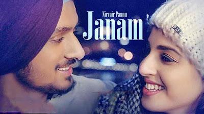 JANAM Lyrics - Nirvair Pannu