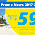 P599 Lowest Fare Promo Philippine Destinations Cagayan de Oro to Boracay Caticlan or  Dumaguete  Clark to  Kalibo Book Now 2017