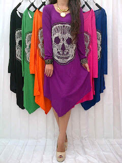 Dress Kaos fit to L