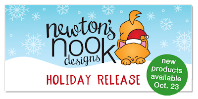 Holiday 2020 Release by Newton's Nook Designs Available Oct. 23