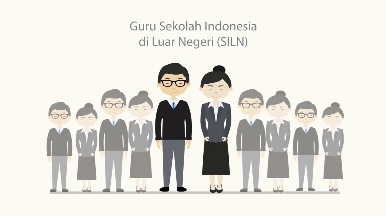 Seleksi Penerimaan Guru dan TU di SILN 2021