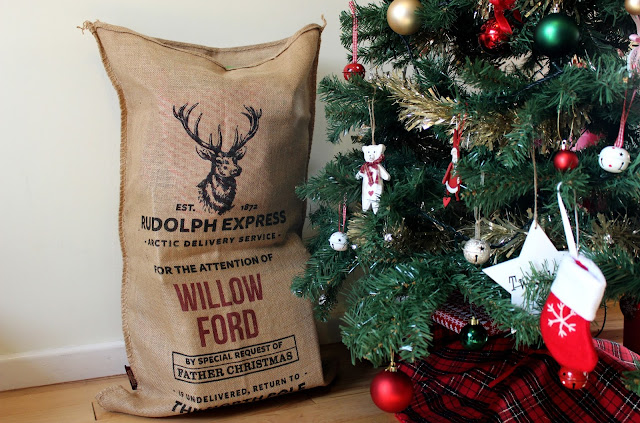 A review of the The Handmade Christmas Co The Marlow Christmas Sack