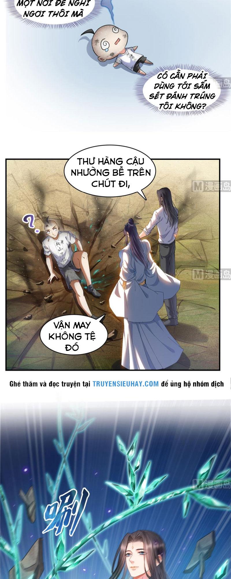 Tu Chân Nói Chuyện Phiếm Quần chap 246 - Trang 2