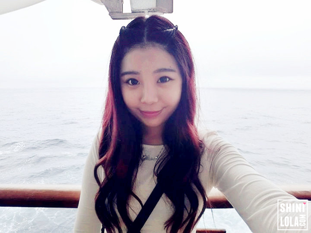 Good Morning Too In Korean : Japan korea trip princess cruises day shini lola