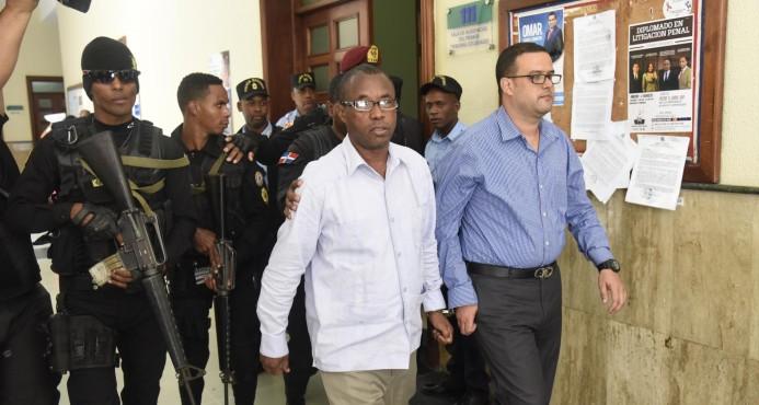 Fiscalía no deposita la prueba de parafina hecha a Blas Peralta