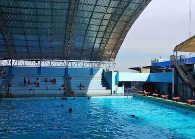 kolam renang selayang