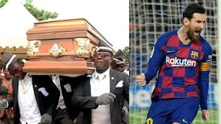 Cristiano Ronaldo, Lionel Messi, Ronaldinho Invited To Coffin Dance