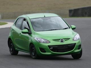 Mazda 2 autobild