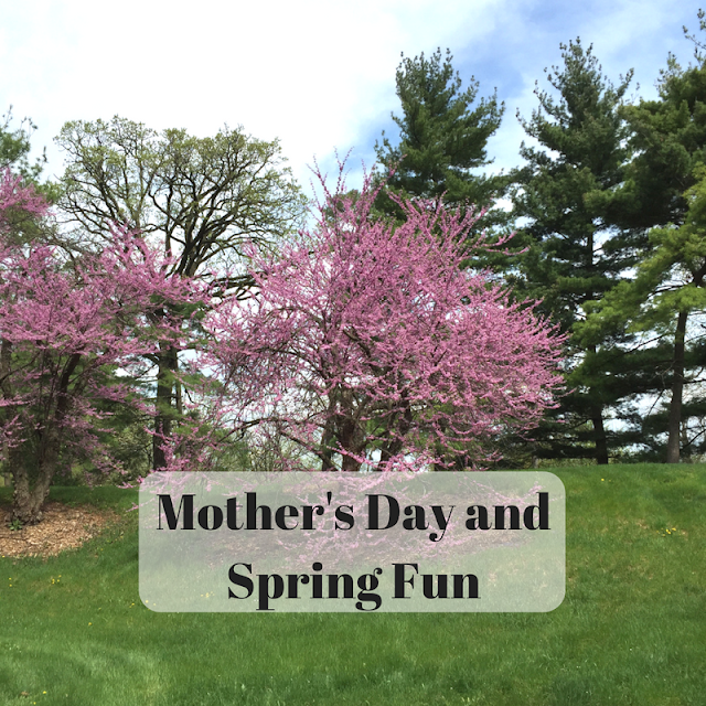Mother's Day and Spring Fun in the Chicago Suburbs