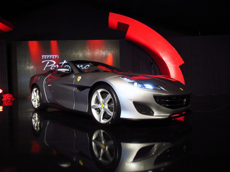 motoring-malaysia: the ferrari portofino is unveiled - ferrari's
