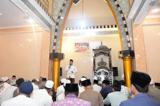 Safari Subuh di Masjid, Doktor Zul: Jangan Kaitkan Politik Jelang Pilkada