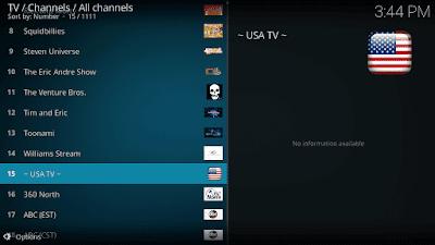 IPTV-links