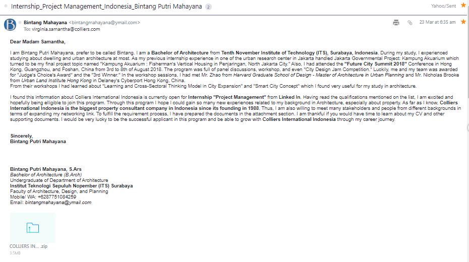 Job Application Tips For Fresh Graduate Document Preparation Cv Application Letter Maximizing Social Media Bintang Mahayana