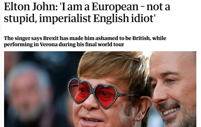 https://www.theguardian.com/music/2019/may/31/elton-john-brexit-not-imperialist-english-idiot-verona