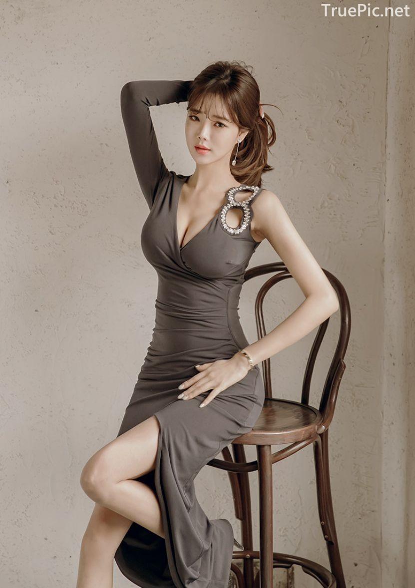 Korean Fashion Model - Kang Eun Wook - Indoor Photoshoot Collection - TruePic.net - Picture 2