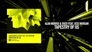 Lyrics Tapestry of Us - Alan Morris & Enzo feat. Jess Morgan